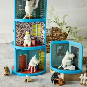 Moomin House Figure Collection FULL SET