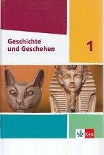 Geschichte und Geschehen 1. Schülerbuch Klasse 5/6. Klett Verlag 2019