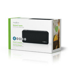 Nedis Bluetooth® Speaker 30W Waterproof Equalizer Black/Black SPBT34100BK