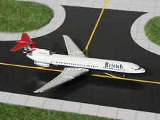 GEMINI JETS BRITISH AIRWAYS TRIDENT 3B (BRITISH ONLY TITLES)1:400 SCALE DIECAST