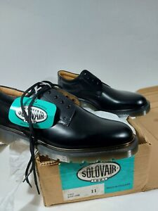 Solovair Lorne 1462 Leather Shoes. Size 11.