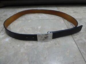 Authentic LOUIS VUITTON Men's Belt 90/36