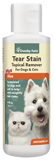 Tear Stain Topical Remover For Cats & Dogs | Clean Eyes | 118ml | Overby Farm
