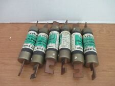 CEFCO CRN-R-70 Class RK5 Set of 6 Fuses~New Old Stock