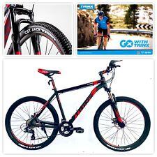 Trinx Mountain Bike 27.5 Wheels 20 Inch Frame 24 Shimano Gears Lock out Forks