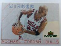 1999 Upper Deck MVP Draw Your Own Card Winner Michael Jordan #W21, Chicago Bulls