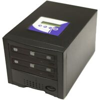 1-1 Dual Layer DVD CD Disc Burner Sony Writer -  Easy to Copy Record Duplicator