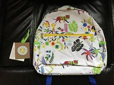 New W Tag Margherita Maccapani Missoni Children's Backpack the Luxury Collection