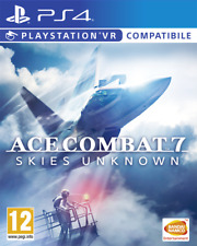 Videogioco PS4 Ace Combat 7: Skies Unknown Nuovo Italiano per Sony PlayStation 4