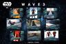 2019 CONCEPT ART THE FORCE AWAKENS WAVE 3 TEAL SET OF 9 Topps Star Wars Digital