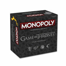 Monopoly Game Of Thrones - Collector Edition Board Games Limited