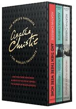Agatha Christie The World's Favourite 3 Books Collection Box Set