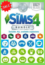🔥 The Sims 4 All Expansions - Origin Account | PC & Mac | ☑ Warranty ☑️