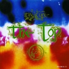 THE CURE - THE TOP (REMASTERED)  CD  10 TRACKS INDEPENDENT / POP / NEW WAVE NEW+