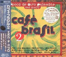Epoca De Ouro - Cafe Brasil 2 - Japan CD - NEW 13Tracks