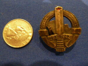 YUGOSLAV ARMY BREAST BADGE FOR BORDER GUARDS