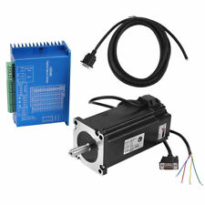 HSS86 Hybrid Servo Driver + NEMA34 Closed-Loop Stepper Servo Motor 12N.M 3000RPM