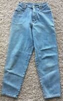 Vintage Bill Bass Jeans Womens Size 6 Petite Stone Wash Style Jeans High Waist