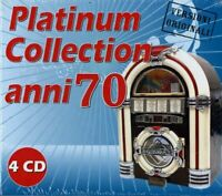 Platinum Collection Anni 70 [4 CD]