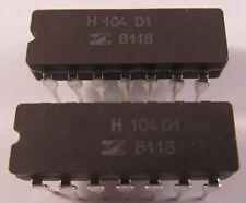 RARITÄT! SGS H104D1 - 2 Stück