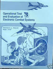 Air Force-Operational Test Evaluation Electronic Combat Systems, by; Wright