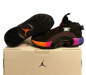 Nike Air Jordan XXXV 35 GS Sunset Hyper Grape CQ9433-004 Size 6Y / Women's 7.5