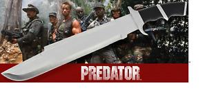 EU Duty FREE! Predator Machete Movie replica Knife Bowie Gürtelmesser Messer