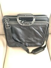 Lenovo Thinkpad Laptop Bag - Black Leather