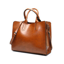 New Ozeren Large Tote leather Fashion Shoulder ladies Handbag new design 2018