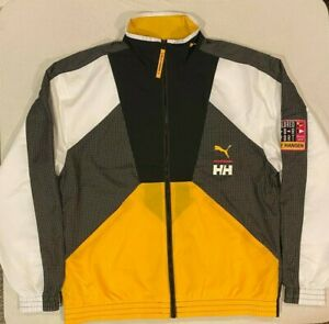 Puma Helly Hansen TFS Track Jacket Top. Men's Size Medium. Brand New With Tags.