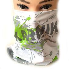 NECK HEADWEAR BANDANA COOL MULTI SCARF TUBE MASK CAP BIKE UV Protection CS-01