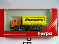 Herpa Camión Dispensador Husmann Coche a Escala 1:87 (K72)
