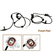 Set 2PCS ABS Wheel Speed Sensor Front Left & Right for Scion XD Toyota Yaris New