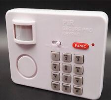 Infrared Burglar Body Sensor Alarm Motion Sensor Alarm with Secure Pro Keypad
