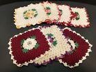 Handmade Crocheted Pot Holders