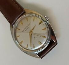 VINTAGE GIRARD PERREGAUX GYROMATIC 39 JEWELS AUTOMATIC SWISS WATCH FROM Ca 1960