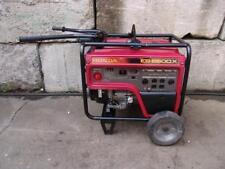 HONDA EB6500X  6500 WATTS GENERATOR.  WORKS #2