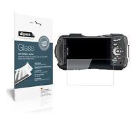 2x brotect protector de pantalla claro Ricoh wg-4 lámina protectora protector de pantalla Lámina