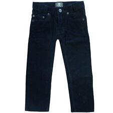 Pantalons en velours côtelé pour garçon de 2 à 16 ans