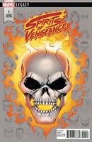 SPIRITS OF VENGEANCE #1 (OF 5) MCKONE HEADSHOT VARIANT MARVEL LEGACY COMICS