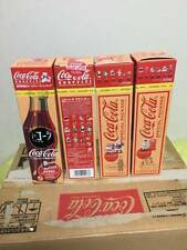 Coca Cola - 1 x Graffiti Toy & Bouteille de Coca-Rare Sealed-JAPAN Brand New Coke