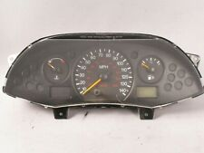 2000-04 Ford Focus Instrument Gauge Cluster Speedometer Gauges Speedo