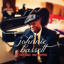 Johnnie Bassett - I Can Make That Happen [CD]