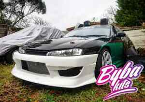 Dmax Style Front Bumper fit to Nissan 200sx S14a D max
