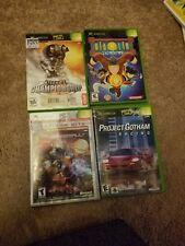 x box lot video games