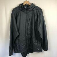 Helly Hansen Women's Voss Windproof Waterproof Rain Coat Jacket XL Hooded