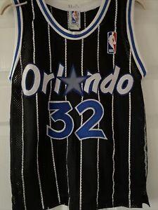 Vintage Orlando Magic Basketball vest / jersey - XX Youths 11-12 yrs O'NEAL 32