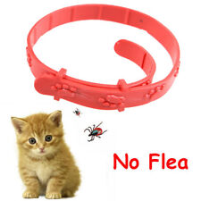 Protection Cat Neck Strap Anti Flea Mite Acari Tick Remedy Pet Collar