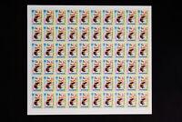Australia Early Tuberculosis & Christmas Seal 1964 + 1967 Full Stamp Sheet of 60