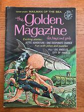 Golden Magazine for Boys & Girls 1968 Paper Dolls by Neva Schultz Carl Fallberg